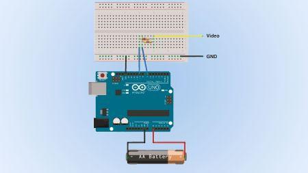 heise+ | Arduino: Eine Kontrollstation bauen