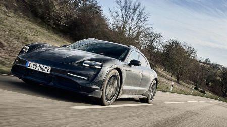 Fahrbericht: Elektro-Sportwagen Porsche Taycan Sport Turismo