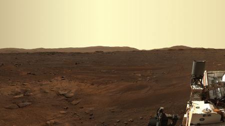 Mars-Rover Perseverance: Erstes hochaufgelöstes Panorama der Umgebung