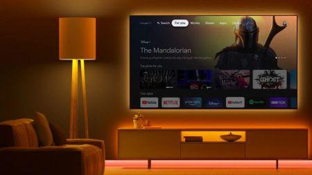 Google TV Basic macht auf Wunsch den Fernseher dumm