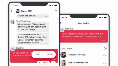 Business-Messenger Teamwire mit Statusnachrichten und Onboarding-Bot
