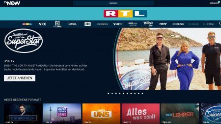Sky Q künftig mit VoD-Inhalten von RTL