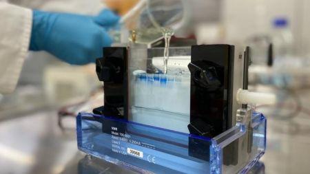 Neuartiges Lüftungssystem lässt Viren oxidieren