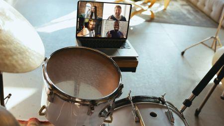 heise+ | Jammen und Musikmachen trotz Corona