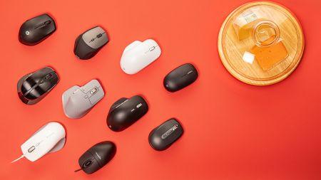 heise+ | Office-Mäuse von 10 bis 110 Euro im Test: Mehr Tasten und mehr Auflösung