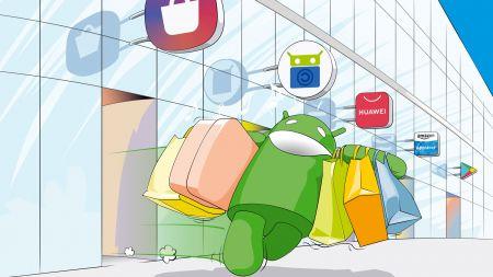 heise+ | Alternative App-Stores für Android im Vergleich: Von Open Source bis Google-Klon
