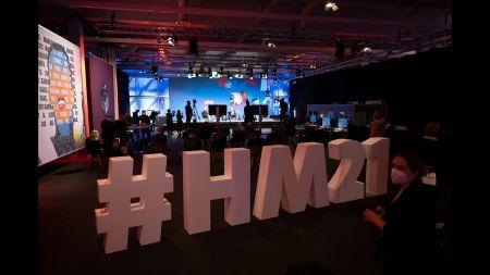 Hannover Messe fehlte es an zufälligen Begegnungen