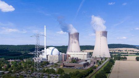 Atomkraftwerk Grohnde geht nach Revision zum letzten Mal wieder ans Netz