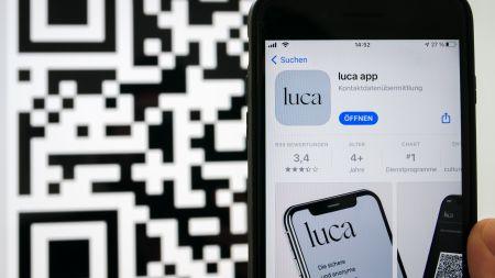 Einchecken ohne Smartphone – Luca-Schlüsselanhänger trotz Warnungen sehr gefragt