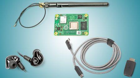 heise+ | Kurztests: RaspberryPi Compute Module 4, Profi-In-Ears und HDMI-USB-Grabber