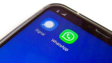 Streit über Echtheit: Facebook sperrt kritische Werbung des Messengers Signal