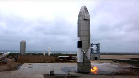 """SpaceX Starship SN15 schafft """"nominal landing"""""""
