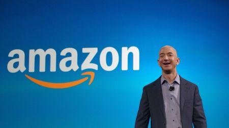 Bezos stößt Amazon-Aktien im Wert von 2 Milliarden US-Dollar ab