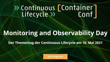 "heise-Angebot: Jetzt noch Ticket sichern: ""Monitoring and Observability Day"" am 18. Mai"