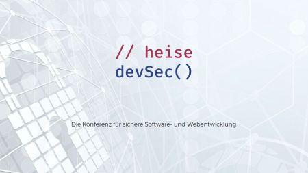 heise-Angebot: heise devSec: Der dritte Thementag dreht sich um Security für Web-Applikationen