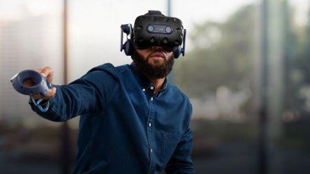 Vive Pro 2: Highend-VR-Brille mit hoher Auflösung und 120 Hertz