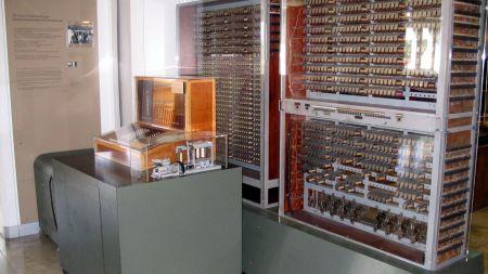 Vor 80 Jahren: Konrad Zuses Computer Z3 läuft