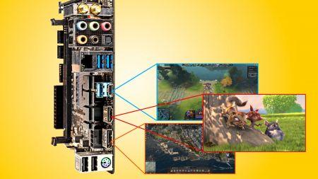 heise+ | 3D und Video: Das leisten die integrierten GPUs von AMD Ryzen und Intel Core-i