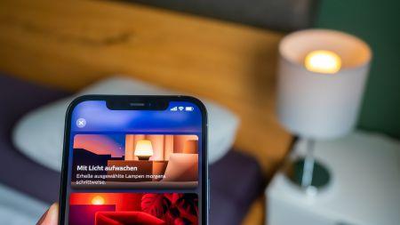 heise+ | Smarte Beleuchtung: Tageslichtwecker selbst erstellen und sanft aufwachen