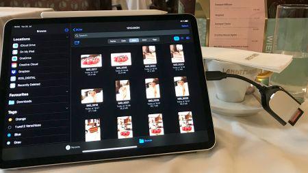 heise+ | So klappt's: Mobiler Fotoworkflow auf dem Tablet