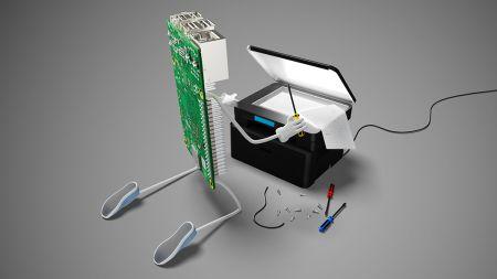 heise+ | Upcycling per Raspi: Alte Drucker & Scanner mit modernen Betriebssystemen nutzen