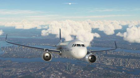 heise+ | Flight Simulator Sim Update 5 im Test: Höhere Leistung, schlechtere Bildqualität