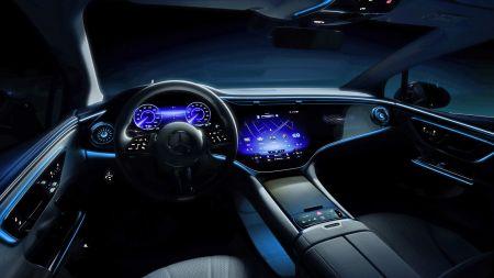 Elektroautos und Antriebs-Konzepte von Daimler auf der IAA Mobility 2021