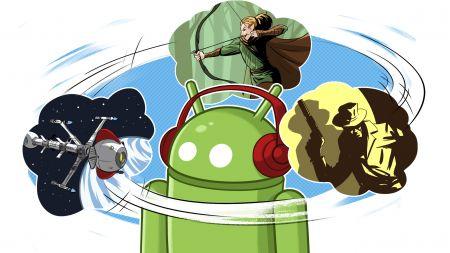 heise+ | Android-Apps zum Abspielen von MP3-Hörbüchern im Test