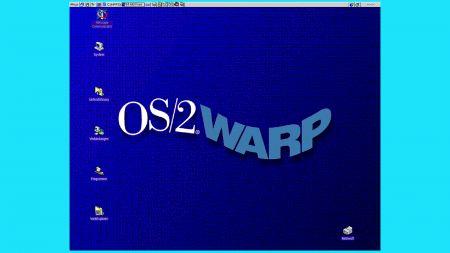 heise+ | Alte Liebe: OS/2 in einer virtuellen Maschine installieren