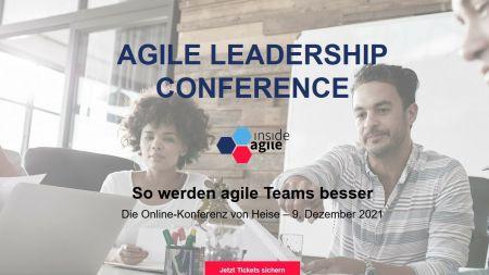 heise-Angebot: Alignment: So können sich agile Führungskräfte mit ihren Teams auf Linie bringen