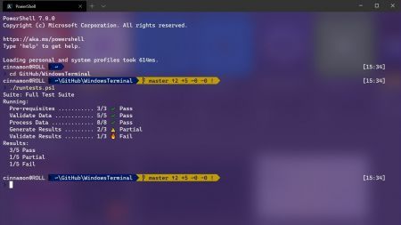 Windows Terminal Preview 1.12: Optionales Standardterminal in Windows 11
