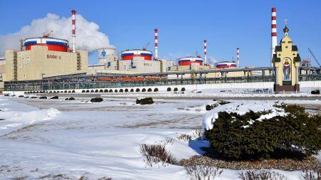 Atomkraft: Dampfaustritt in russischem AKW Rostow