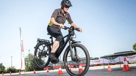 ADAC Test: Sicherheitsgewinn für Pedelecs und E-Bikes durch ABS?