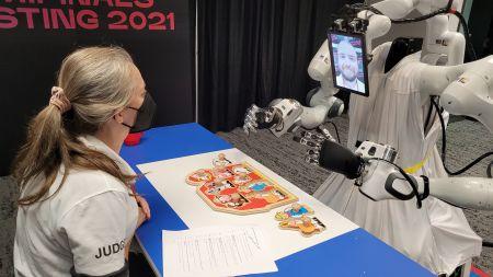 ANA Avatar Xprize: Team der Uni Bonn erreicht Finale im Telepräsenzwettbewerb