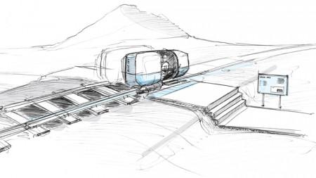 CountryCab: Einschienenbahn für brachliegende Strecken