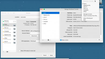 VPN: WireGuard in Apples Mac-Store gelandet, Windows-Version in Aussicht