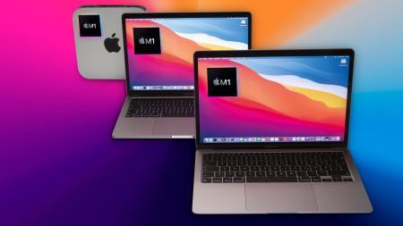 heise+ | MacBook Pro, Air und Mac mini im Test: So gut sind die Macs mit Apple-Chip