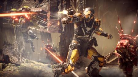 """""""Anthem"""": EA sagt geplantes Rework ab"""