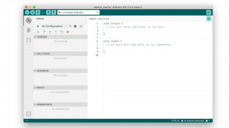 Jetzt verfügbar: Arduino IDE 2.0 in der Beta-Version