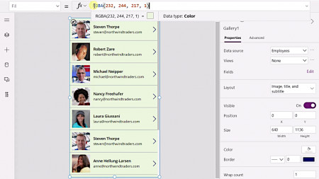 Microsoft: Zur Seite JavaScript, hier kommt Power Fx mit kräftiger Excel-Hilfe