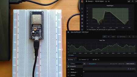 heise+ | ESP32 und Python: WLAN-Signal messen und Gerätestandorte optimieren
