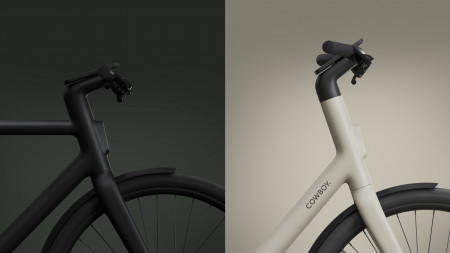 Cowboy C4 und C4 ST: Neue E-Bikes mit mehr Power und Step-Through