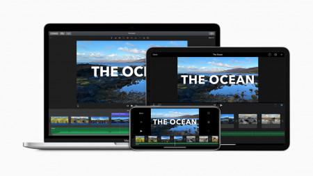 Apple überholt Film-Apps – für Einsteiger und Profis
