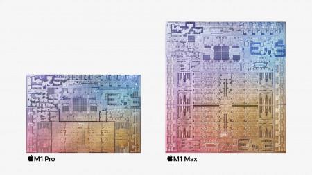 Apple Silicon M1 Max: Apple will es mit Nvidias GeForce RTX 3080 aufnehmen