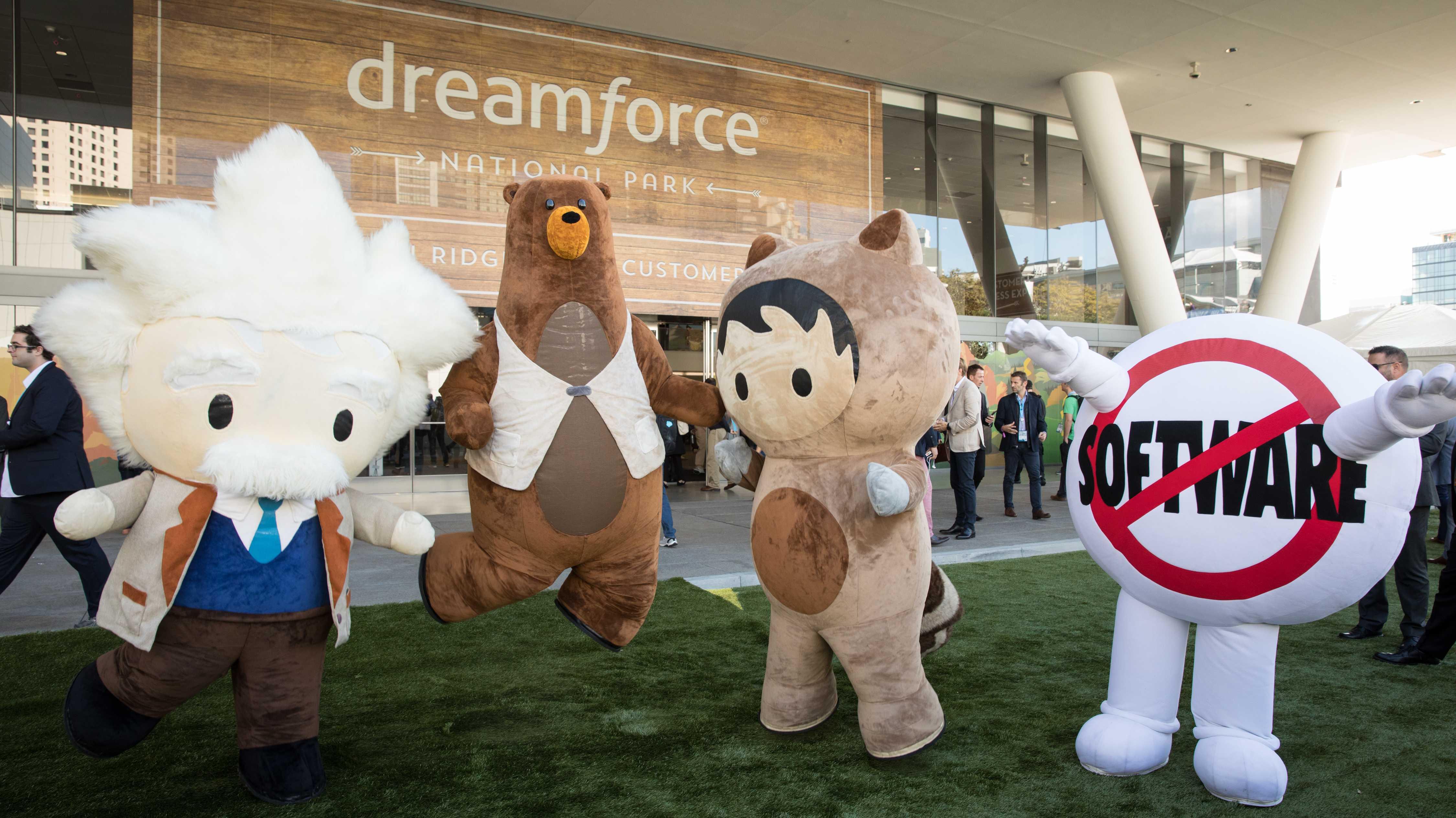 Salesforce im Schulterschluss mit Apple