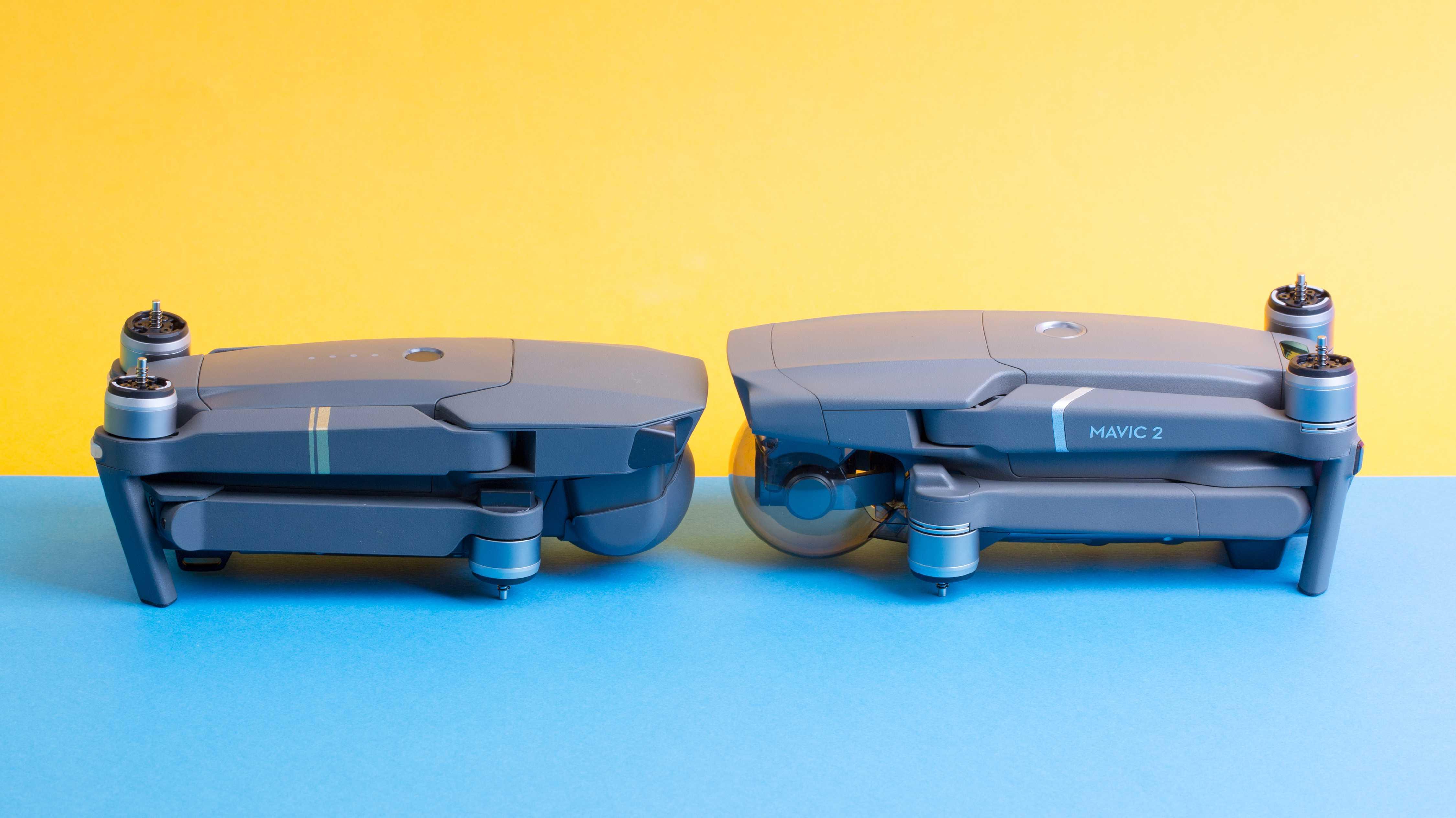 Pro, Air oder Zoom: Welche DJI Mavic ist für wen geeignet?