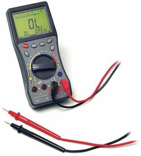 Multimeter kosten nur ein paar Euro und reichen dennoch aus, um die meisten Fehler in elektronischen Schaltungen aufzuspüren.