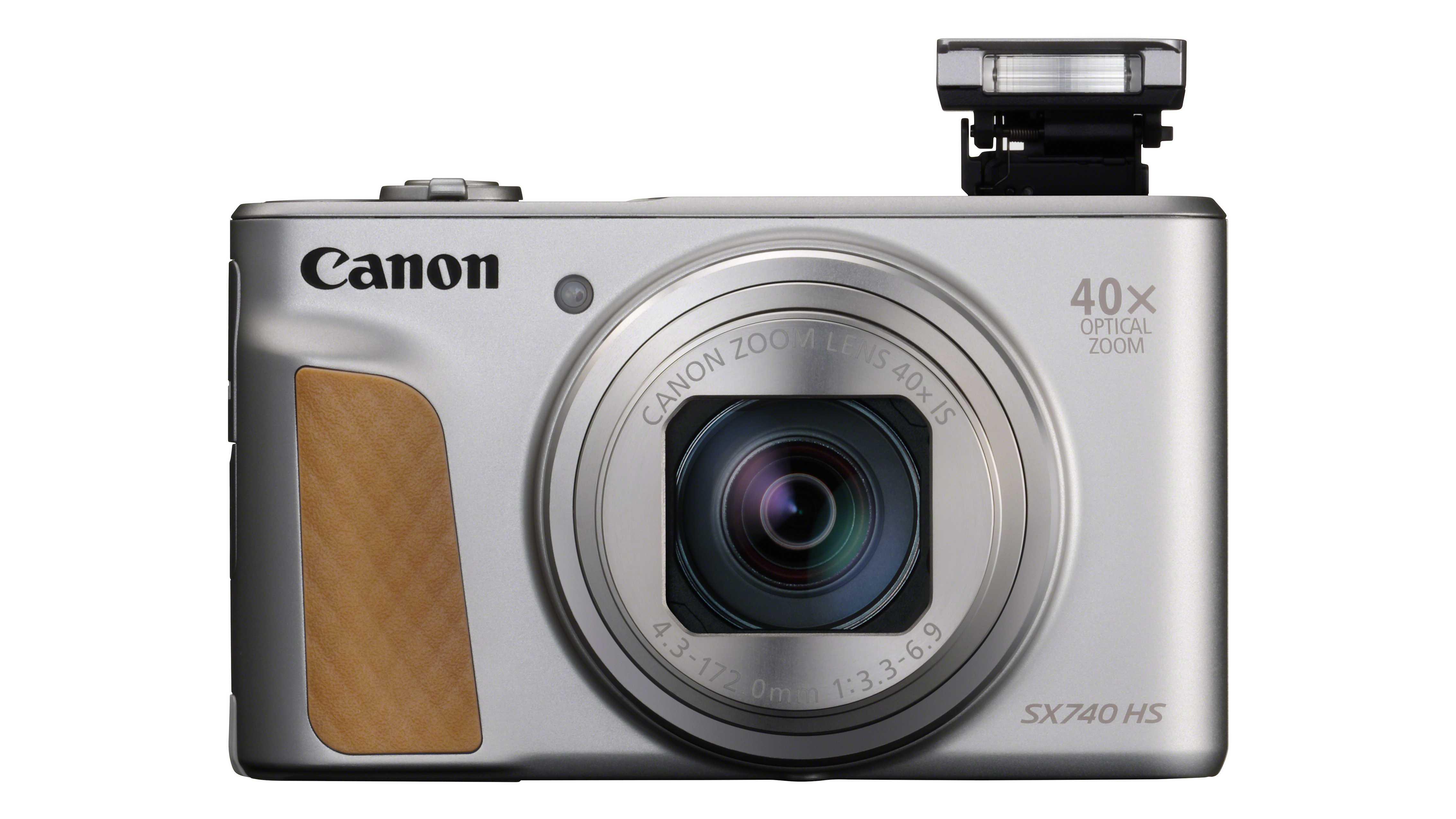 40-fach Zoom: Canon PowerShot SX740 HS