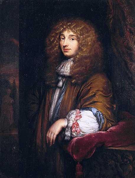 Christiaan Huygens, einer der bedeutendsten Wissenschaftler des 17. Jahrhundert nahm sich in Paris Leibniz gütlich an, obwohl dieser sich ein wenig lächerlich machte, weil er nicht genau wusste, wie ein Schwerpunkt definiert ist.