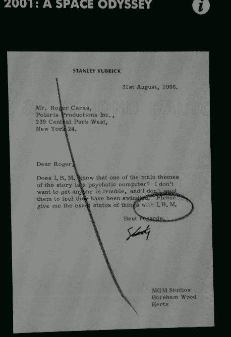 LACMA, Kubrick App